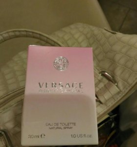 Новые Versace Bright Cristal 30 ml