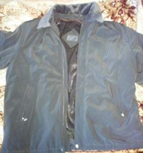 Новая куртка болшого 70 размера