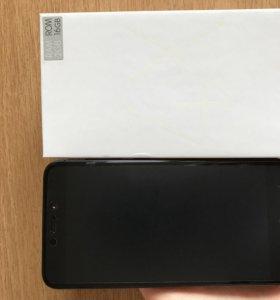 Xiaomi Redmi 4x 2/16 гб новый + чехол и стекло