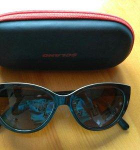 Солнцезащитные очки!
