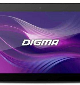 Планшет с чехлом Digma Optima 10.4 3G