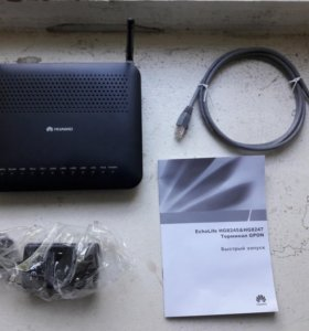 Опт  gpon wifi РОУТЕР для оптоволокна