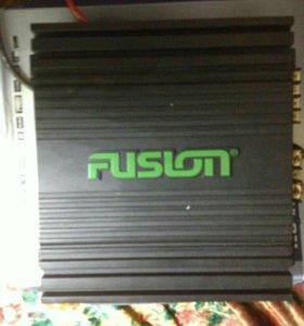 Автоусилитель fusion