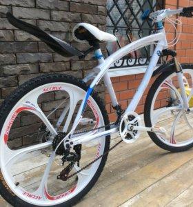 Велосипед бмв взрослый