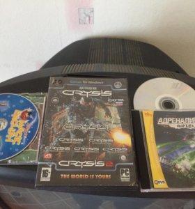 Компьютерные игры диски