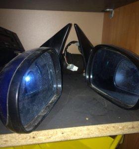 Зеркалка Пежо 406
