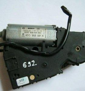 мотор электро люка ауди а4 б5