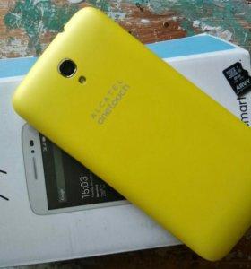 Смартфон Alcatel One Touch POP 2 5042D Yellow