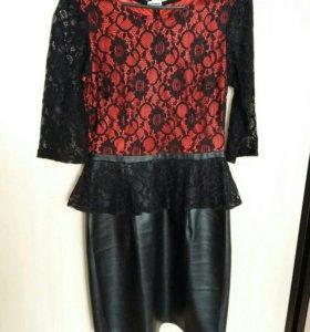 Платье 42-44раз