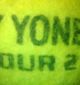 Мячи для тенниса отиграно 12-15часов