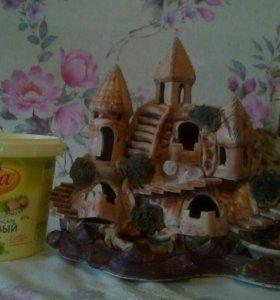 Замок-грот