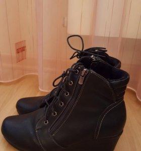 Ботильоны / ботинки осенние