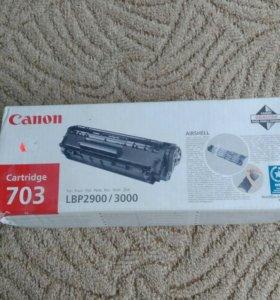Картридж canon703