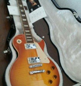 Gibson Les Paul Standard (light burst) 2010