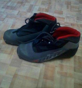 Лыжные новые ботинки