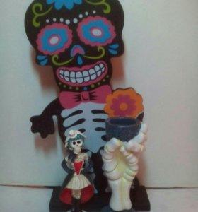 Фигурки для хэллоуина