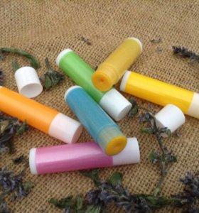Бальзамы для губ ручной работы