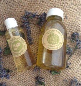 Гидрофильное (двухфазное масло ручной работы)