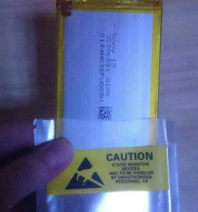 Аккумулятор на Sony ZL