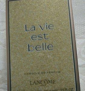 Lancome-La vie est belle