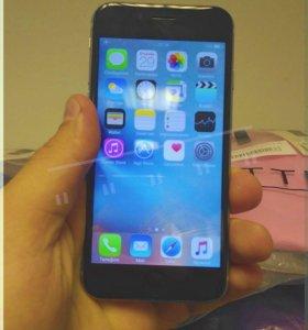 Идеальный Iphone 6 (S), полный комплект