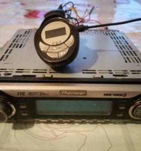 Магнитола с Фм-модулятором