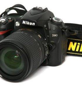 Фотоаппарат Никон Д 90