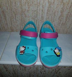 Обувь.Кроксы