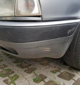 Audi 80 B4 бампер