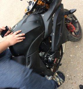 Мотоцикл 250сс FALCON SPEEDFIRE