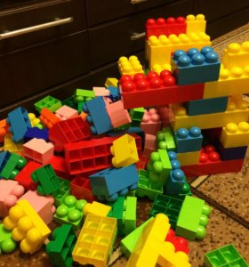 Конструктор Лего макси