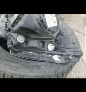 Honda crv 3 c-rv фара правая ксенон 33100swwg1