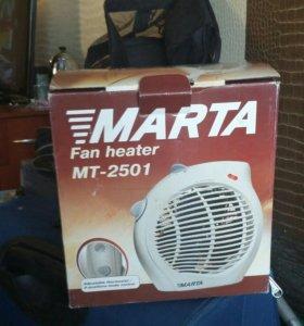 Тепловентилятор Marta