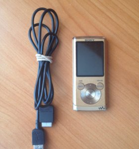 MP3- плеер Sony