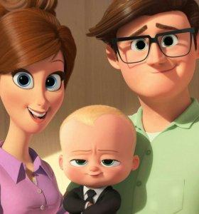 Семейное фото на природе.