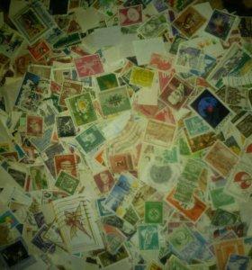 Более 1000 марок.