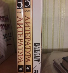 Учебники. Литература