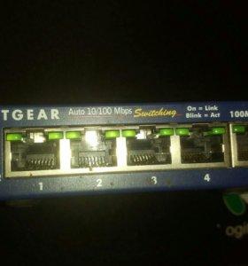 Netgear FS105