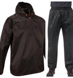 Куртка дождевик и водонепроницаемые штаны