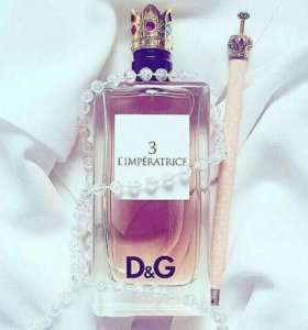 Dolce&Gabbana 3 L'Imperatrice✨