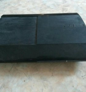 Sony PlayStation 3 super slim 500gb + 17 игр