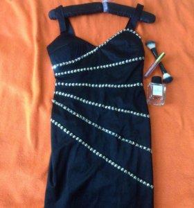 Маленькое чёрное платье фирмы Love Republic✨