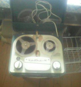магнитофон Чайка-м