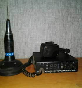 Радиостанция ТАИС-РМ43+магнитная антенна