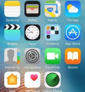 iPhone 5s16gb grey