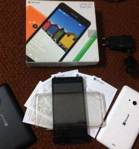 Новый Lumia 535
