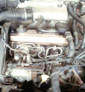 Мотор 1.9D пассат б3