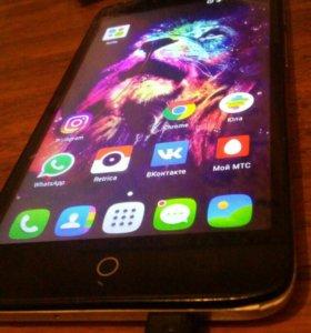 Телефон ALCATEL onetouch Pop 3.