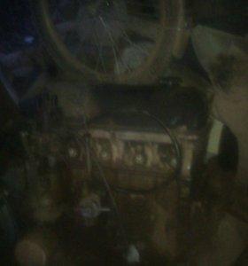 Двигатель и, коробка, , есть газовое оборудование
