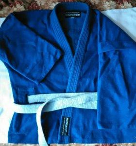 Куртка для самбо и борцовки